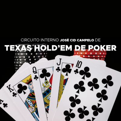 Terceira Etapa do Circuito de Texas Hold'em do Clube Curitibano 2019